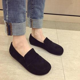 Women Casual Flats Comfort Sole Slip On Loafers
