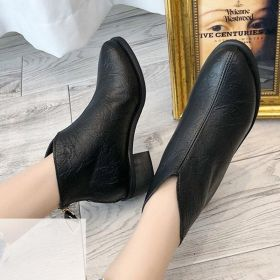 Women Ankle Boots Casual Chic Boots