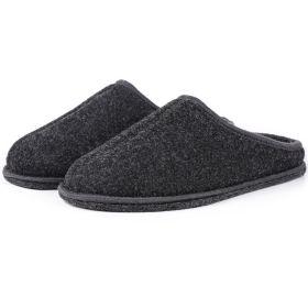 Warm Comfy Immitation Fleece Non-slip House Slippers for Women