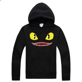 How To Train Your Dragon Night Fury Logo Pullover Hoodie