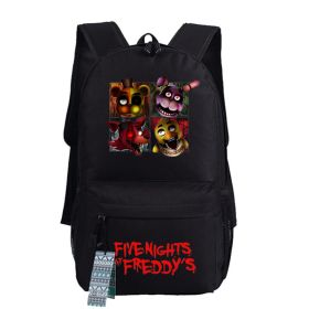 Five Nights at Freddys Schoolbag Backpack