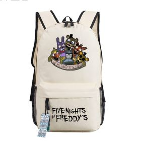Five Nights at Freddys Family Backpack Schoolbag