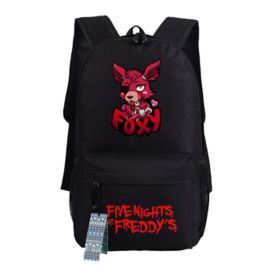 Five Nights at Freddys Foxy images Backpack Schoolbag