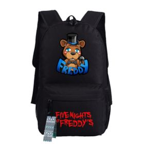 Five Nights at Freddys Freddy images Backpack Schoolbag