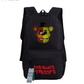 Five Nights at Freddys images Backpack Schoolbag