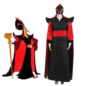 Jafar Villain Outfit Cosplay Costume For Aladdin