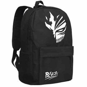 Anime BLEACH Kurosaki Ichigo Backpack School Bag