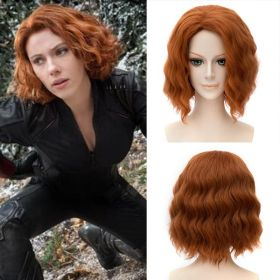 Marvel Avengers: Age of Ultron Black Widow Cosplay Wig