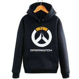 OW Overwatch Logo Fashion Pullover Hoodies
