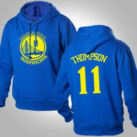 Golden State Warriors Klay Thompson 11 Pullover Hoodie