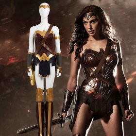 Wonder Woman Cosplay Costumes - Deluxe Version
