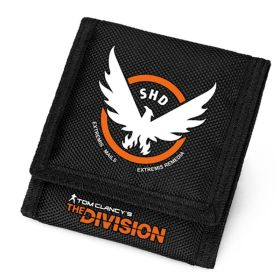 Tom Clancy's The Division Velcro Wallet