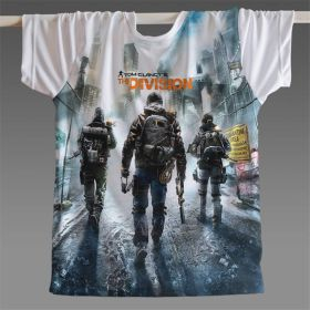 Tom Clancy's The Division 3D Tee Shirt