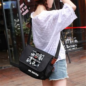 One Direction Shoulder Backpack Messenger Bag