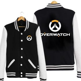 Overwatch Icon Cool Hoodie Baseball T-shirt