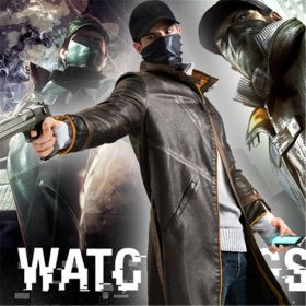 Watch Dogs Aiden Pearce Coat Cosplay Costume