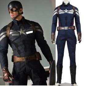 Captain America 2 The Winter Soldier Captain America Cosplay Steve Rogers Cosplay Costume
