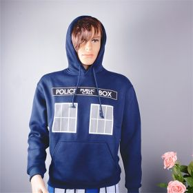 Doctor Who Men Pullover Hoodie
