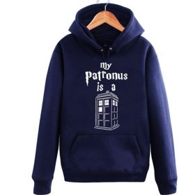Doctor Who Tardis Police Box Pullover Hoodie