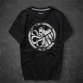 Agents of S.H.I.E.L.D. Hydra Agents Logo Cosplay Tee Shirt