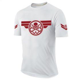 Agents of S.H.I.E.L.D Hydra Agents Logo Men Tee Shirt